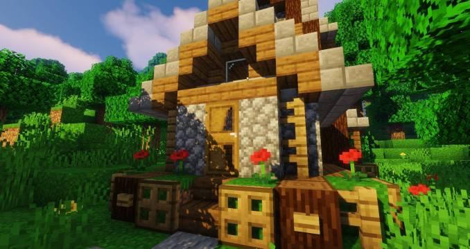 Macaw_s Doors mod for minecraft 28