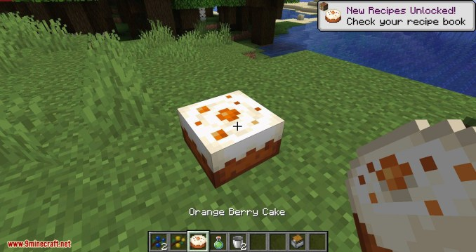 More Berries mod for minecraft 09