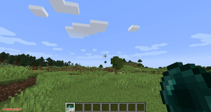 Mounted Pearl mod for minecraft 02