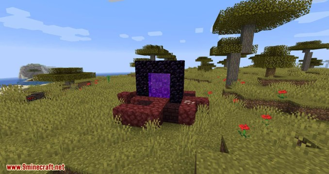 Nether Portal Spread mod for minecraft 03
