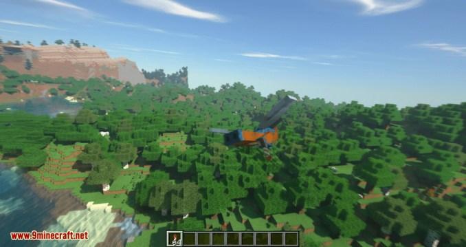 Nimble mod for minecraft 08