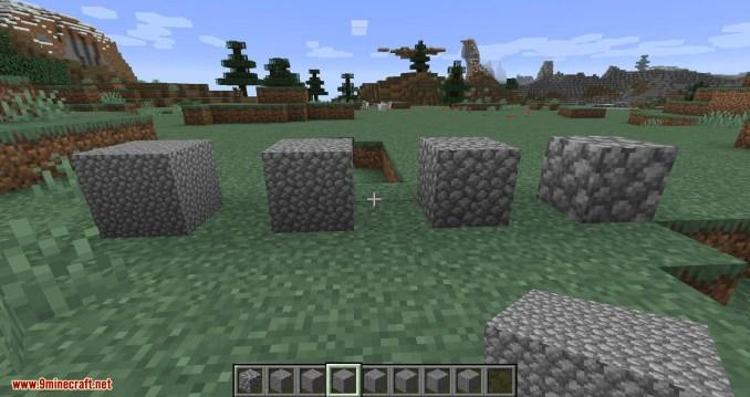 Overloaded Compressed Blocks mod for minecraft 02