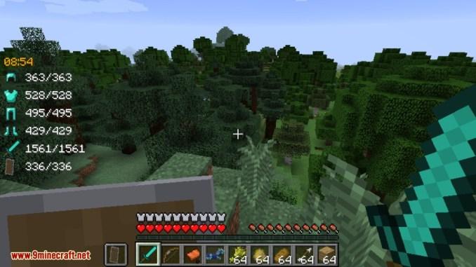 RPG-Hud Mod Screenshots 1