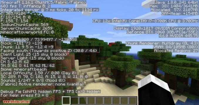 Sodium mod for minecraft 05