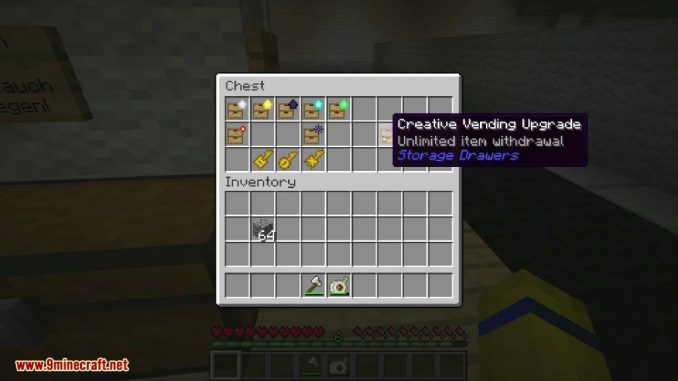 Storage Drawers Mod Screenshots 11