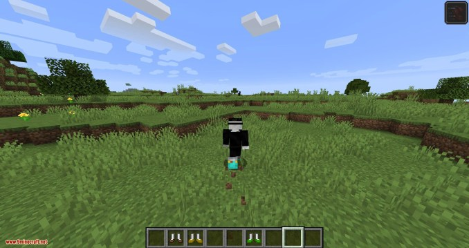 Traveller_s Boots mod for minecraft 06