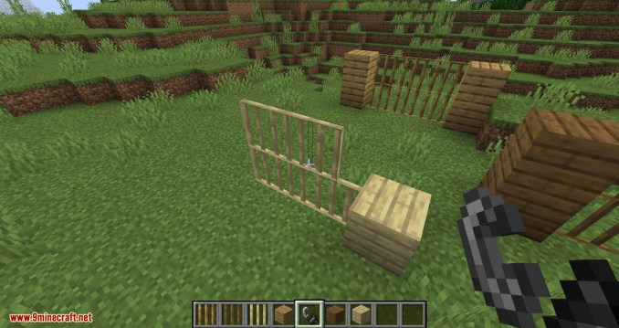 Additional Bars mod for minecraft 05