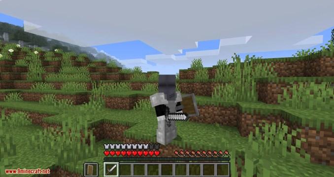 Crusade mod for minecraft 02
