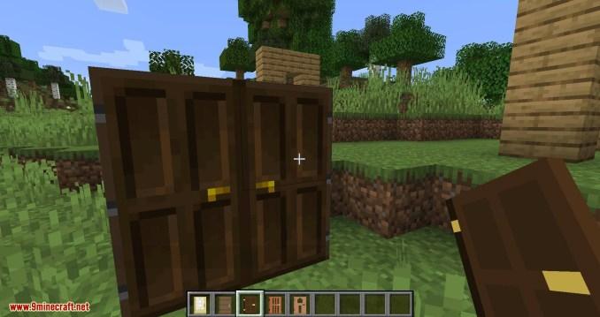 Double Doors mod for minecraft 08