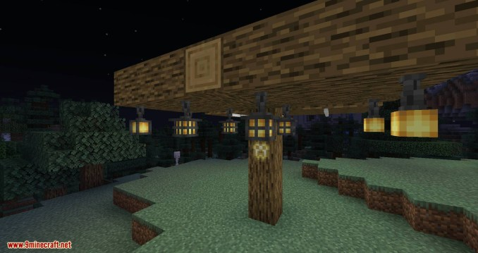 Extended Lights mod for minecraft 07