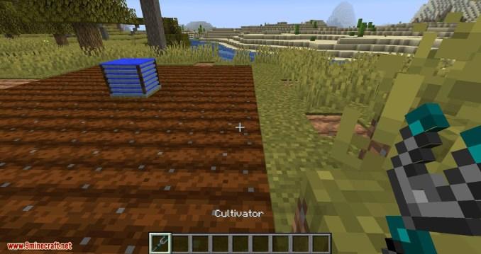 Gardening Tools mod for minecraft 03