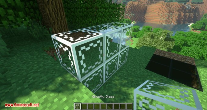 Glassential mod for minecraft 07