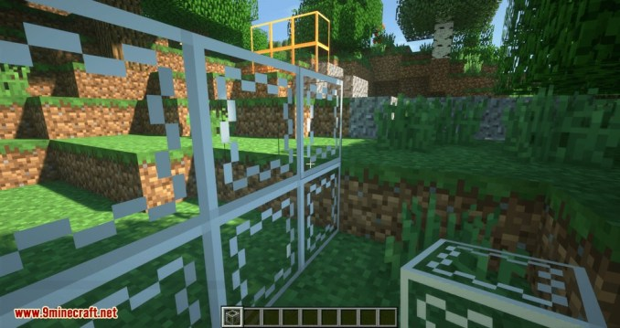 Glassential mod for minecraft 09