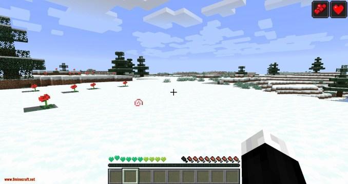 Health Overlay mod for minecraft 08