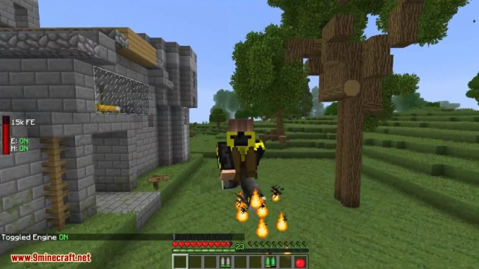 Iron Jetpacks Mod Screenshots 4