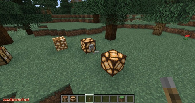 Lamp Block mod for minecraft 08