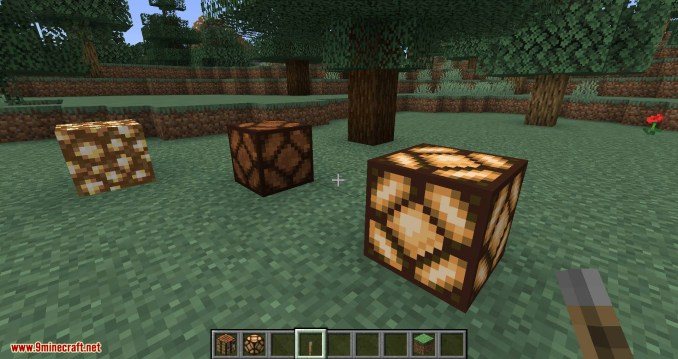 Lamp Block mod for minecraft 09