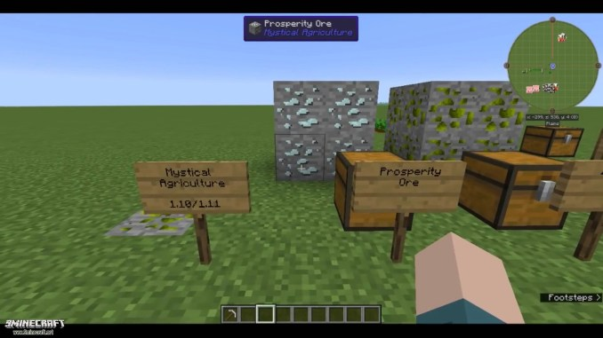 Mystical Agriculture Mod Screenshots 1