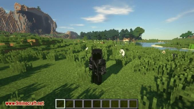 Offline Skins mod for minecraft 09