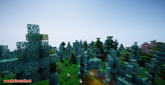Oh The Biomes You'll Go Mod Screenshots 3