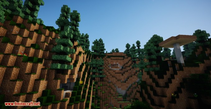 Oh The Biomes You'll Go Mod Screenshots 12