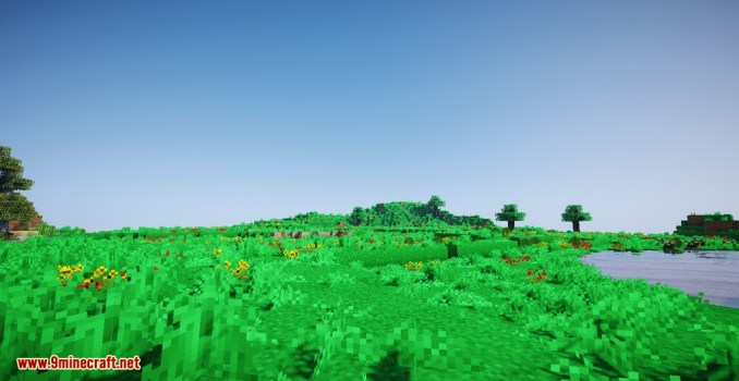 Oh The Biomes You'll Go Mod Screenshots 13