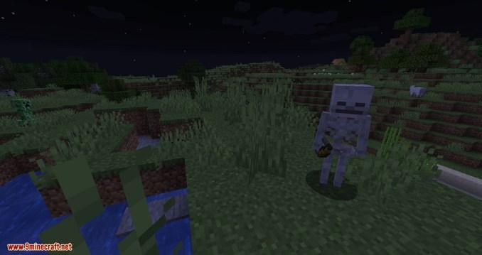 Stray Spawn mod for minecraft 04