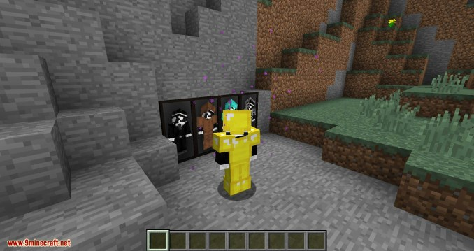 The Magic Mirror mod for minecraft 07