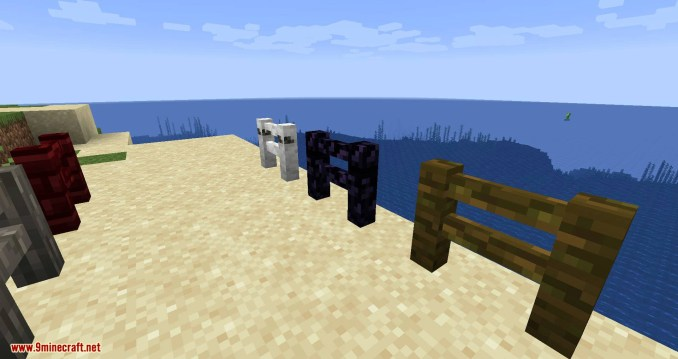 Absent by Design mod for minecraft 02