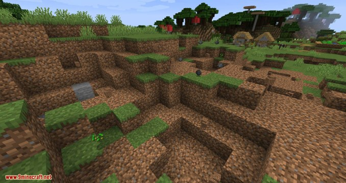 Environmental Creepers mod for minecraft 08