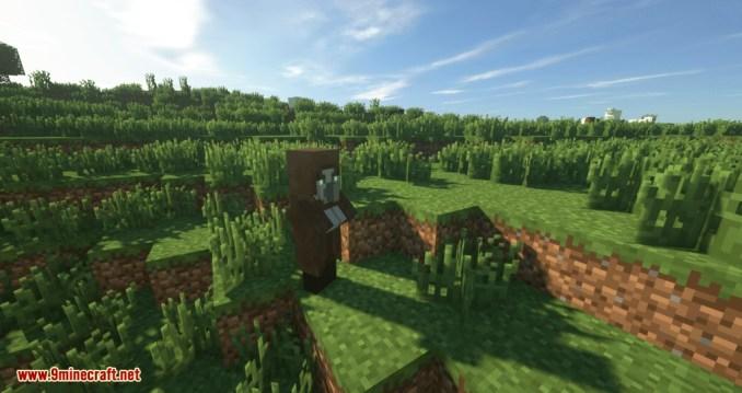 Hunter Illager mod for minecraft 08