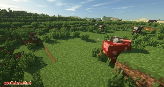 Hunter Illager mod for minecraft 09