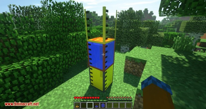 Large Fluid Tank mod for minecraft 06