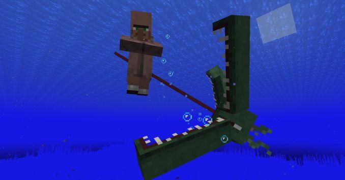 Ocean Depths Monster Mod Screenshots 5
