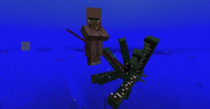 Ocean Depths Monster Mod Screenshots 6