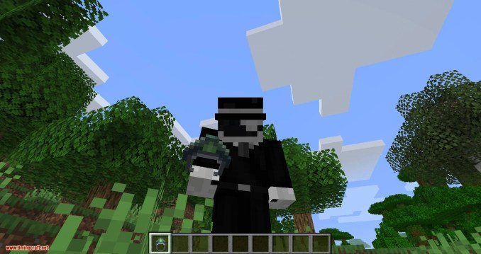 Ring of the Enderchest mod for minecraft 04