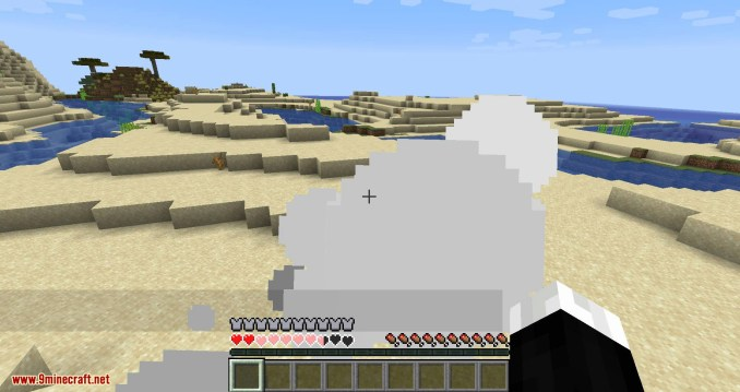 Sisser mod for minecraft 04