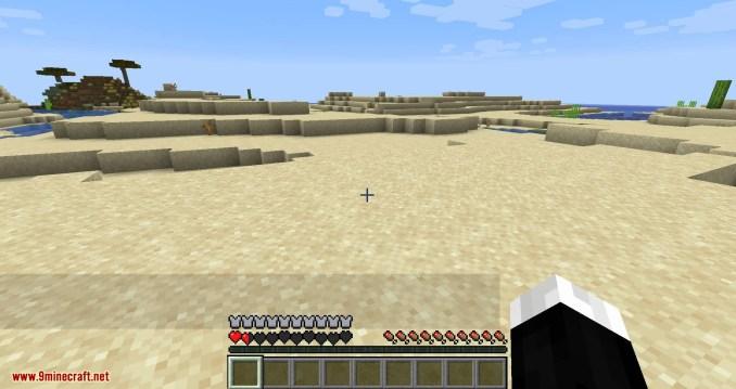 Sisser mod for minecraft 05