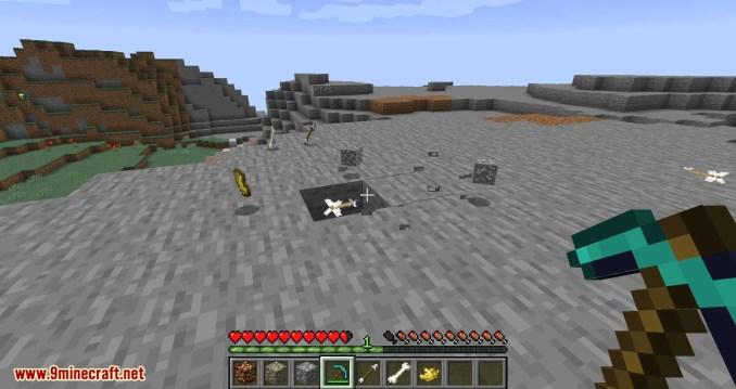 Sulfur and Potassium mod for minecraft 08