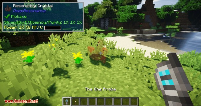 The One Probe mod for minecraft 05