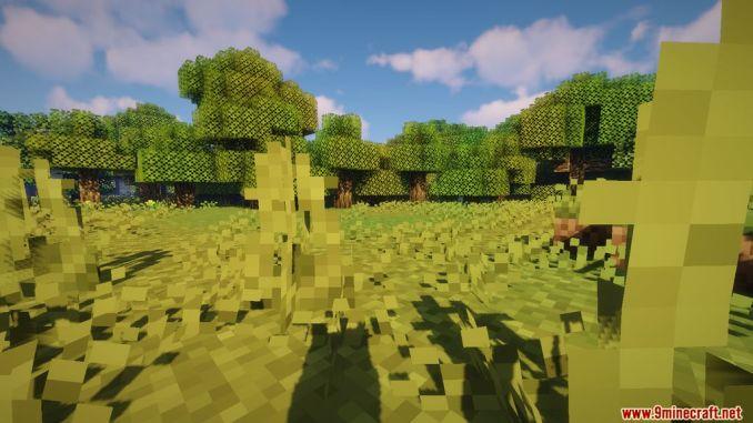 8-BitCraft 2 Resource Pack Screenshots 1