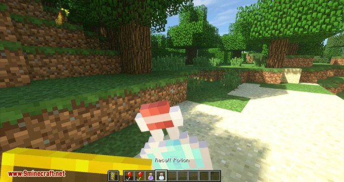 Bountiful Baubles mod for minecraft 07