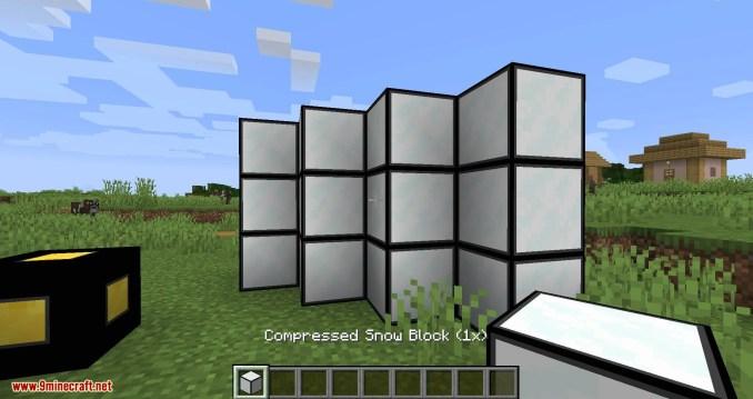 Compressium mod for minecraft 11