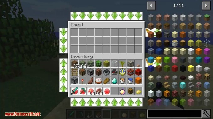 Easier Chests Mod Screenshots 1