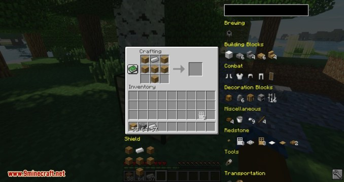 Easier Crafting mod for minecraft 03