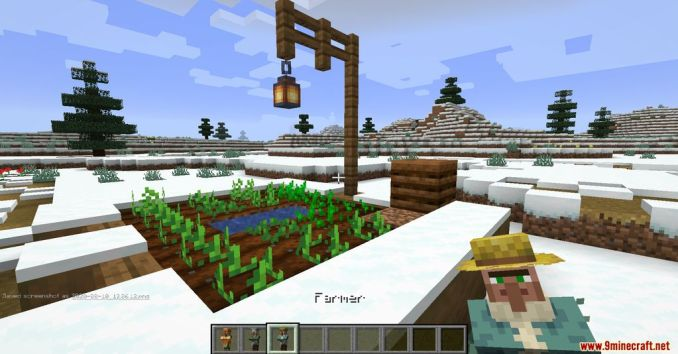 Easy Villager Mod Screenshots 5
