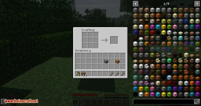 Fast Workbench mod for minecraft 08