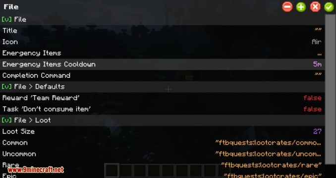 FTB Quests mod for minecraft 10