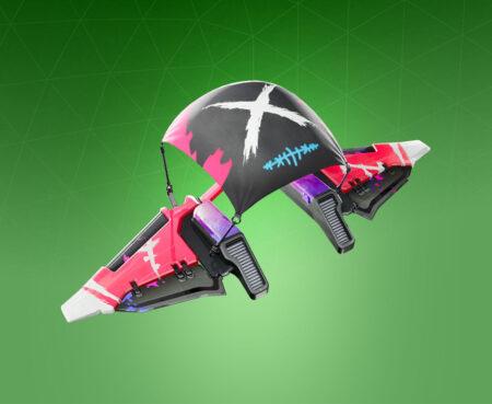 Fortnite Xile Glider - Full list of cosmetics : Fortnite Aerosol Assassins Set | Fortnite skins.