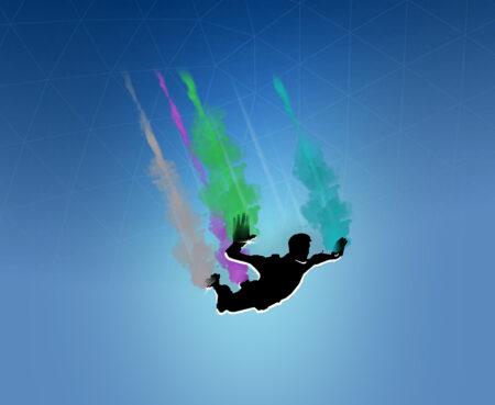Fortnite Spray Paint Contrail - Full list of cosmetics : Fortnite Aerosol Assassins Set | Fortnite skins.